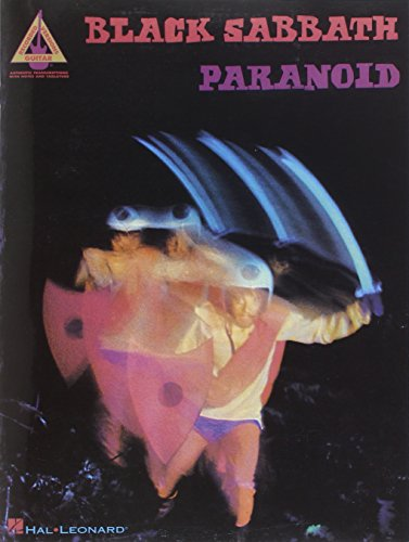 Black Sabbath - Paranoid (Guitar Recorded Versions)