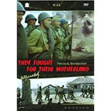 They Fought for Their Motherland / Oni srazhalis za rodinu [DVD NTSC]