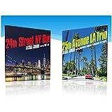 【早期購入特典あり】24th Street NY Duo (featuring Will Lee)/25th Avenue LA Trio (featuring Abraham Laboriel & Russel Ferrante)(メーカー多売:卓上カレンダー付き)