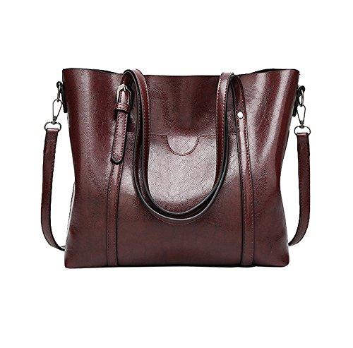 Women Fashion High capacityCrossbody Bag Shoulder Bag Tote
