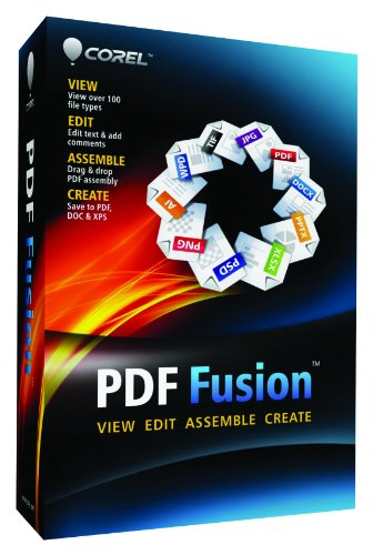 Corel Fusion Document Management Suite