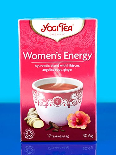 Yogi Tea - Women's Energy - 30.6g