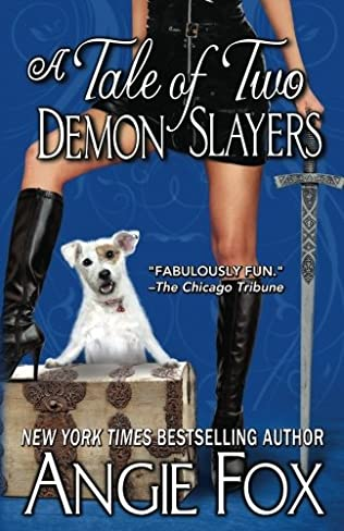 book cover of A Tale of Two Demon Slayers