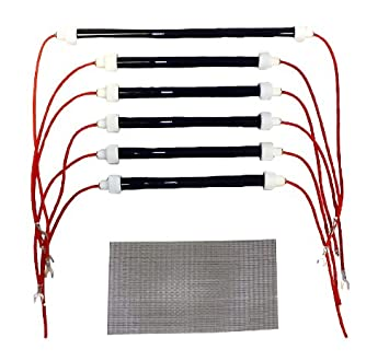 How much does an EdenPURE heating element cost?