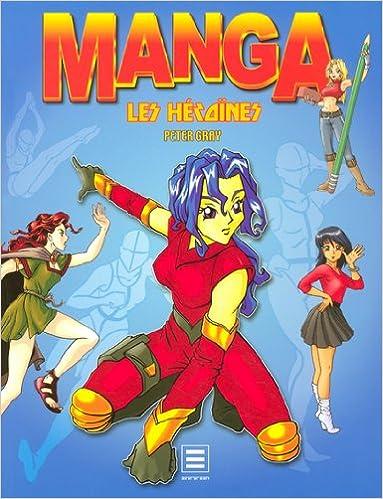 Livres gratuits Manga : Les héroïnes pdf