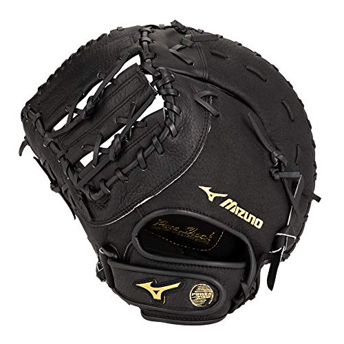 Mizuno GXF102 Youth Prospect First Baseman Mitt, 12.5 Inch, Left Hand Throw (Best Way To Break In A First Base Mitt)