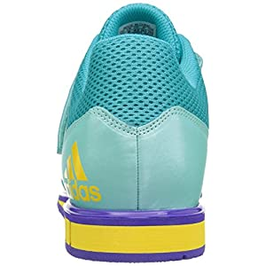 adidas Women's Powerlift.3.1 Cross-Trainer Shoes, Energy Blue/Energy Aqua/Noble Ink, (7.5 M US)