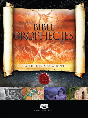 American Bible Society Bible Prophecies: Faith, History and Hope -  Time Inc Home Entertainment, Hardcover