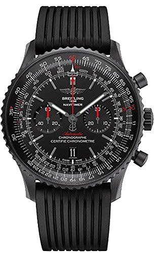 Breitling Slide Rule (Breitling Navitimer 01 Blacksteel MB012822/BE51-252S)