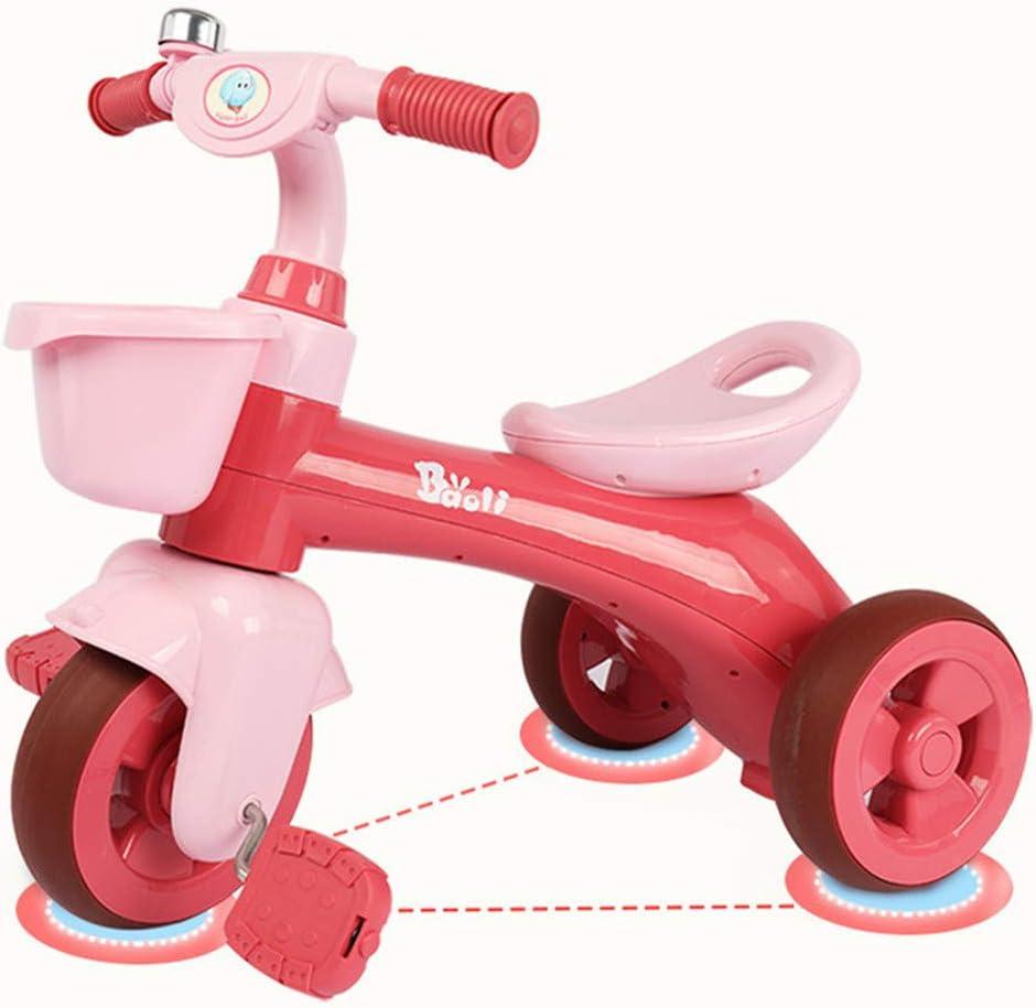 JIASHU - Bicicleta de Equilibrio para bebé, para 1 año, para niños y niñas de 10 Meses a 24 Meses, Regalo de Primer cumpleaños para la Primera Bicicleta del bebé