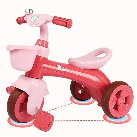 JIASHU - Bicicleta de Equilibrio para bebé, para 1 año, para ...