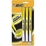 BIC Brite Liner Erasable Highlighters - -BLERP31YW