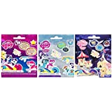 My Little Pony Friendship is Magic Wave 6, Wave 7 and Wave 8 Surprise Blind Bag Mystery Pack (1 of Each)
