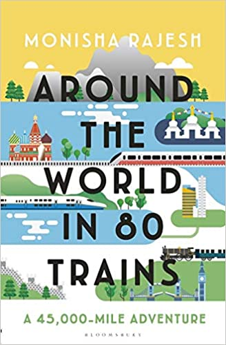 Image result for around the world in 80 trains
