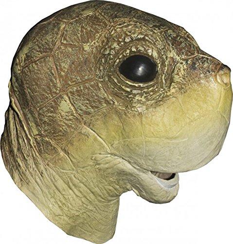 Latex Full Head Turtle Tortoise Mask (Tortoise Costumes)