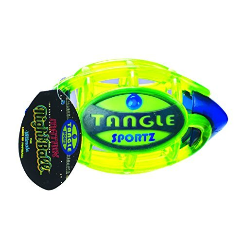 Tangle Sport Matrix Nightball Football (Large) by Tangle Sport