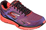 Skechers Mens GOrun Forza NYC Marathon 2015 Lace Up Shoe,Red/Purple,US 10 M