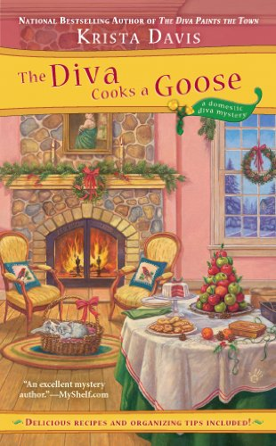 The Diva Cooks a Goose (A Domestic Diva Mystery Book 4)