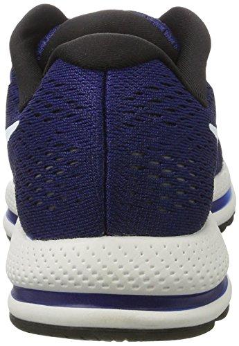 Nike Air Zoom Vomero 12 Loopschoenen Blauw (diepe Koninklijke Blauw / Top Wit / Zwart)