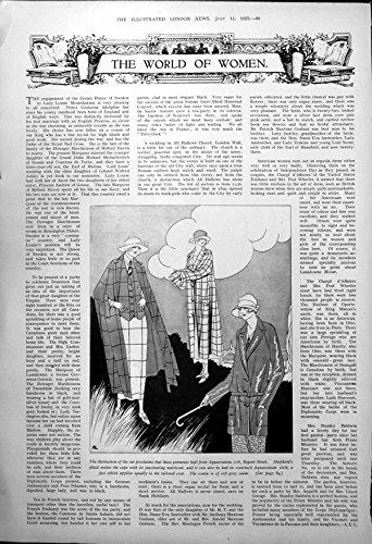 old-original-antique-victorian-print-aquascutum-garments-shepherds-plaid-capes-waistcoat-1923-80p263
