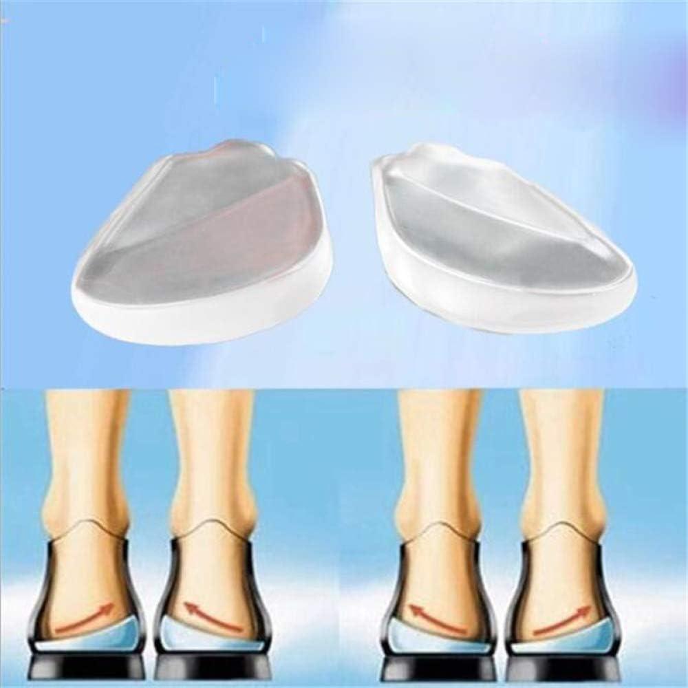 ASDAHSFGMN 1 Par De Ortesis Ortopédica Plantilla De Inserción De Zapato De Corrección De Pie Plano