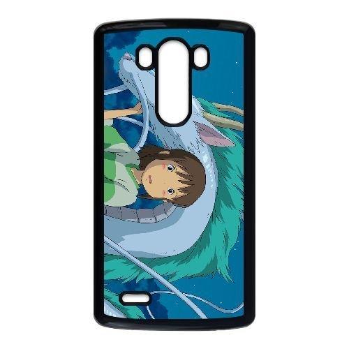 LG G3 phone case Black Spirited Away NHY4401689