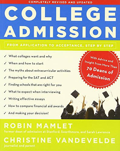 College Admission: From Application to Acceptance, Step by - Gift Graduate College For Ideas