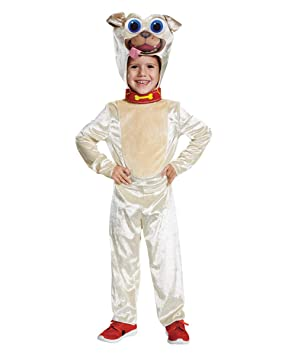 Perro Cachorro Pals Rolly Kostüm M: Amazon.es: Juguetes y juegos