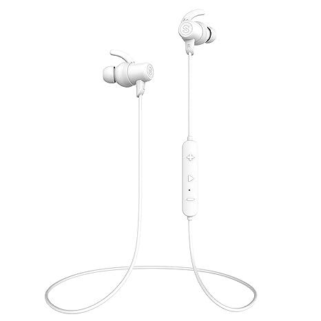 Auriculares Bluetooth 4.1 SoundPEATS Q35 Audífonos Inalámbricos Magnéticos In-Ear Cascos Deportivos con Mic IPX6
