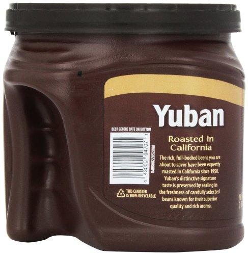 043000047071 - Yuban Ground Coffee Traditional Medium Roast 31 Ounce Canister carousel main 4