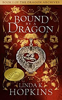 Bound By A Dragon by Linda K. Hopkins ebook deal