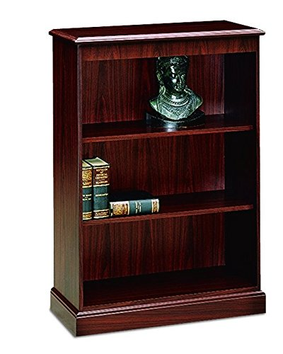 HON 94000 Series Bookcase with 3 Shelves, 35-3/4