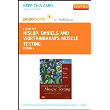Daniels and Worthingham's Muscle Testing - Elsevier eBook on VitalSource (Retail Access Card): Techniques of Manual Examination, 9e