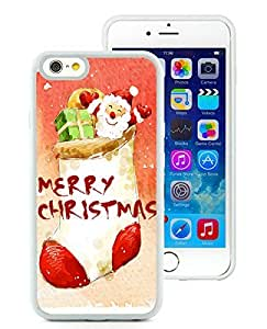 linJUN FENGRecommend Design iPhone 6 Case,Merry Christmas White iPhone 6 4.7 Inch TPU Case 28
