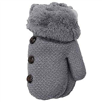 Amazon.com: MEXUD Full Finger Gloves Winter Children Baby