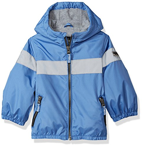Price comparison product image OshKosh B'Gosh Osh Kosh Baby Boys Midweight Active Fleece Lined Jacket,  Blue,  18M