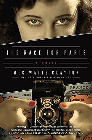 book cover of The Race for Paris