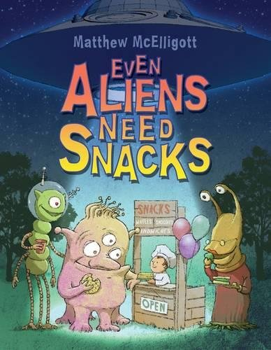 Even Aliens Need Snacks pdf epub