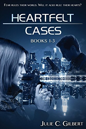 Read Online Heartfelt Cases: Books 1-3 PDF