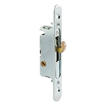Image Unavailable  sc 1 st  Amazon.com & Prime-Line Products E 2164 Mortise Lock 4-5/8 in. Steel 45 Degree ...