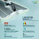 VIPARSPECTRA Latest XS1500/XS2000/XS4000 LED Grow