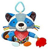 Skip Hop Bandana Buddies Activity Toy, Raccoon