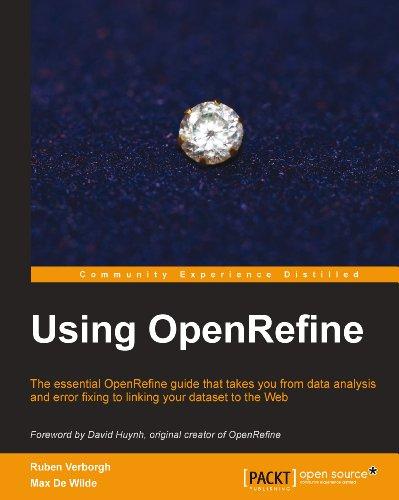 Download Using OpenRefine Pdf