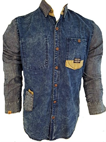 Pme legend jeanshemd