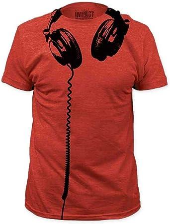 Impact Merchandising - Camiseta para Adulto (Talla XXL), Color Rojo: Amazon.es: Ropa y accesorios