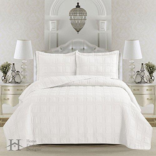 white king quilt set - 2