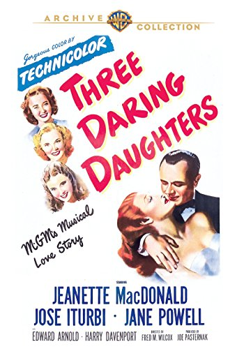 Three Daring Daughters (Elinor Donahue Father Knows Best)