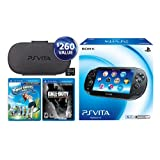PS VITA HW Wi-Fi Bundle - COD, Hot Shots Golf, 8GB, Case - PlayStation Portable
