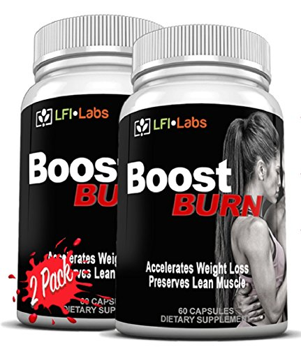 Fat Burner Muscle Builder Supplement