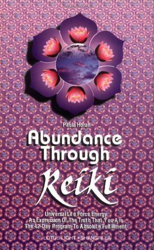Buy Abundance Through Reiki